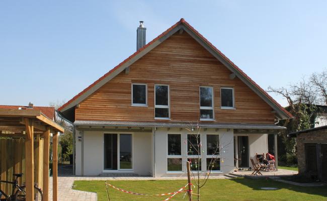 Holzhaus brandenburg neues gesundes bauen for Modernes holzhaus bauen